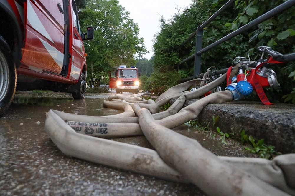 Feuerwehr Inzerdorf - Unwetter 13-08-2020 - 3