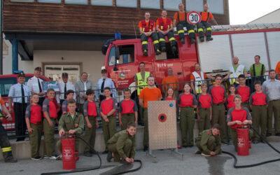 30 Jahre Feuerwehrjugend Inzersdorf